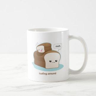 Loafing Around Classic White Coffee Mug