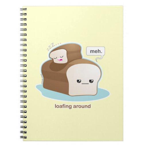 Loafing Around Journal
