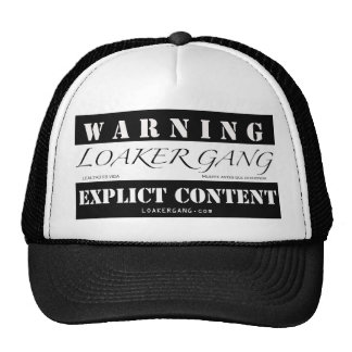 Loaker Label Trucker Hat