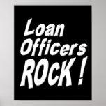 Loan Officers Rock! Poster Print