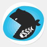 Loan shark pegatina