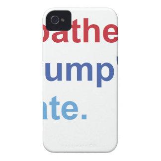 Loathe Trump's Hate Case-Mate iPhone 4 Case