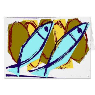 Loavesandfish Card