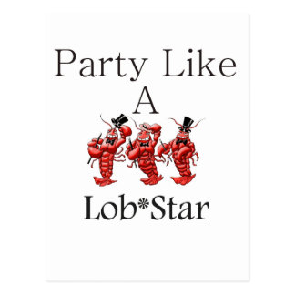 Lob*star Postcards
