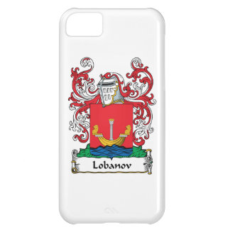 Lobanov Family Crest iPhone 5C Covers