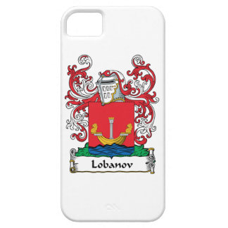 Lobanov Family Crest iPhone 5 Covers