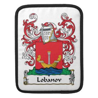 Lobanov Family Crest Sleeve For iPads