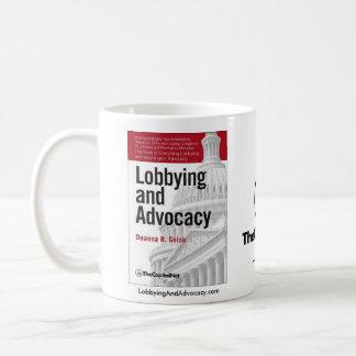 Lobbying and Advocacy mug