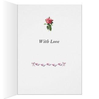 Lobelia Card