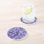 Lobelia Drink Coasters