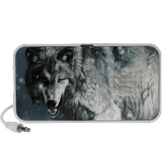 Lobo iPhone Altavoz