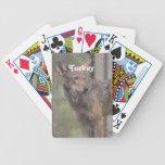 Lobo Baraja Cartas De Poker