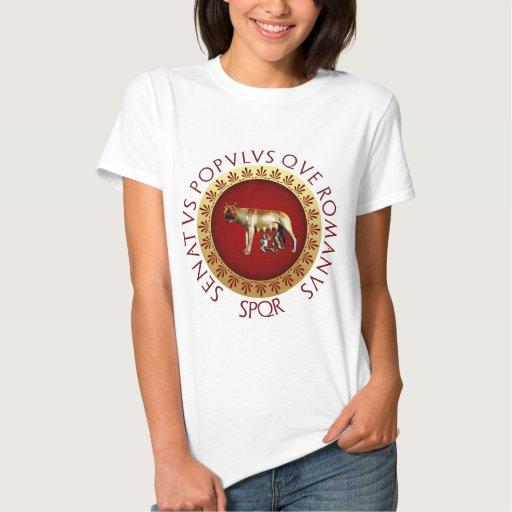 Lobo de Capitoline Tshirt