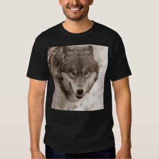 Lobo de la sepia polera