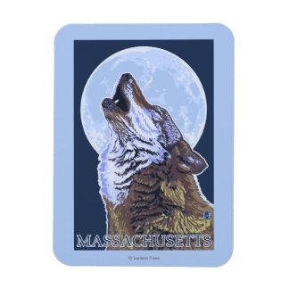 Lobo de MassachusettsHowling Iman