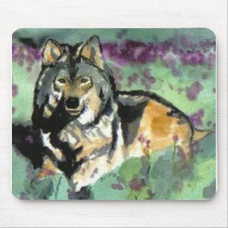 Lobo de Paula Atwell Mouse Pads