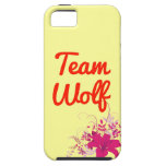 Lobo del equipo iPhone 5 carcasa