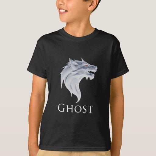 Lobo del fantasma playera