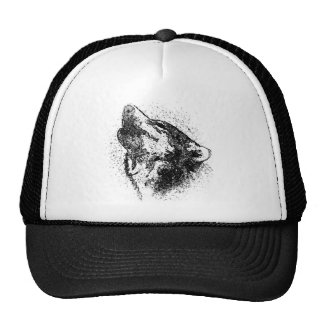 Lobo del grito gorra