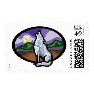 Lobo del grito sellos