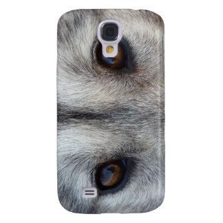 Lobo del perro esquimal del perro esquimal 3 I Funda Para Galaxy S4