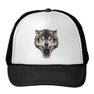 Lobo feroz gorras