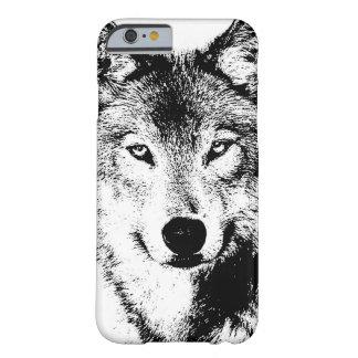 Lobo Funda De iPhone 6 Barely There