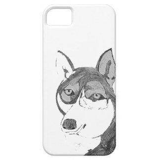 Lobo Funda Para iPhone SE/5/5s