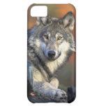 lobo gris del timberwolf