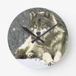Lobo gris relojes