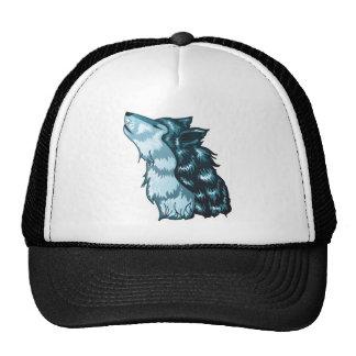 Lobo Head2 del grito Gorro