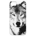 Lobo iPhone 5 Cárcasa