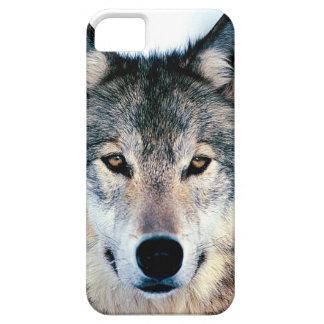Lobo iPhone 5 Carcasa