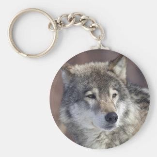Lobo Llaveros Personalizados