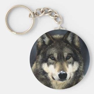Lobo Llavero Personalizado