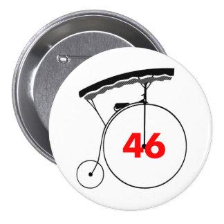 Lobo Man 46 Button