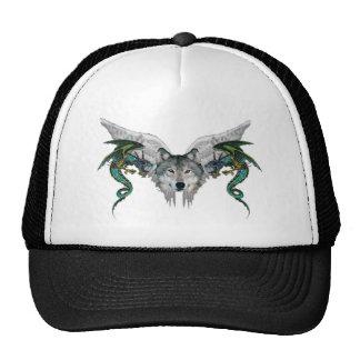 lobo místico gorra