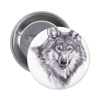 lobo pin redondo 5 cm