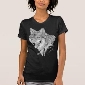 Lobo Camisetas