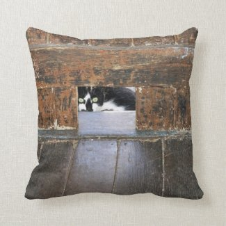 Lobo - Polyester Pillow 16