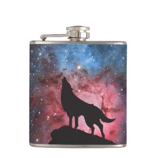 Lobo que grita en galaxia