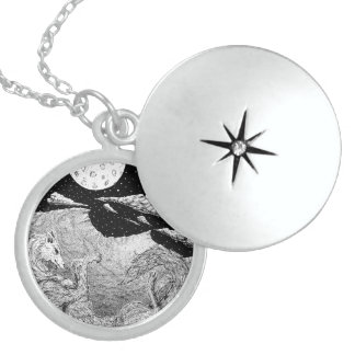 Lobo Sterling Silver Necklace