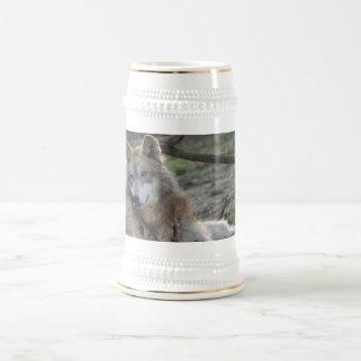 Lobo Stien de los lobos Tazas De Café