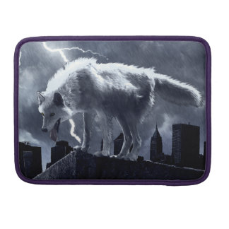 Lobo urbano funda macbook pro