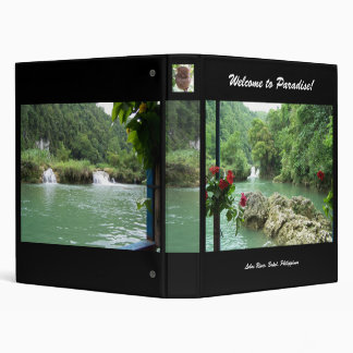 Loboc River Binder