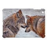 """Lobos """"que es el mío """" iPad mini cobertura"""