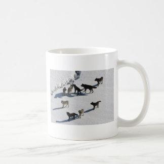 Lobos Taza Básica Blanca