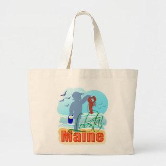 Lobsta! Canvas Bags