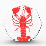 """LOBSTER!!! ACRYLIC AWARD<br><div class=""""desc"""">featuring... LOBSTER! Lobsters are a sure summer favorite..</div>"""