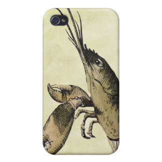 Lobster Alice in Wonderland iPhone Cover iPhone 4 Covers